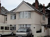 LARGE DETACHED HOUSE FOR SALE IN BOURNEMOUTH