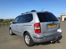 2008 Kia Sedona diesel 7 seater automatic low mileage immaculate condition