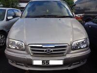 BREAKING --- Hyundai Trajet SE Crtd 2L Diesel ---2005