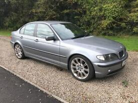 Bmw 318d 54/2005 Diesel new mot & oil service DEBIT/CREDIT CARDS ACCEPTED