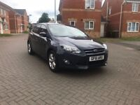 2012 FORD FOCUS ZETEC, 12 MONTH MOT, FORD HISTORY, MILEAGE 70k, HPI CLEAR, CRUISE