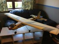 R/C 4 channel trainer