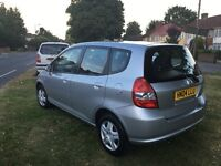 2004 Honda Jazz 1.4cc Sunroof Chilled Air Con MOT 2018Service History 2 keys New Tyres P/X Welcome