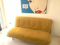 Italian Designer Sofa Bed by Bonaldo