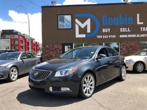 2012 Buick Regal Turbo w/1SR