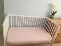 Nursery cot for sale !! VGC