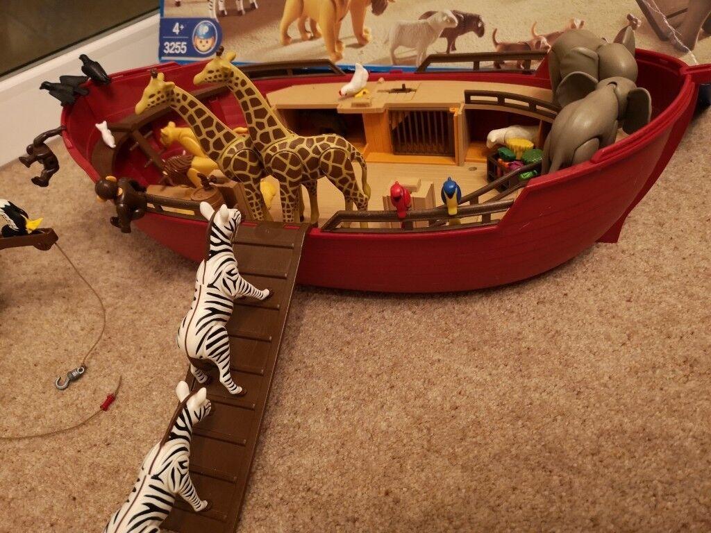 Playmobil Noah's Ark (3255)  Good used condition  Ideal for Christmas   Includes box  | in Norwich, Norfolk | Gumtree