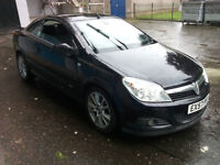 vauxhall astra convertible design cdti turbo diesel 2007 57 plate
