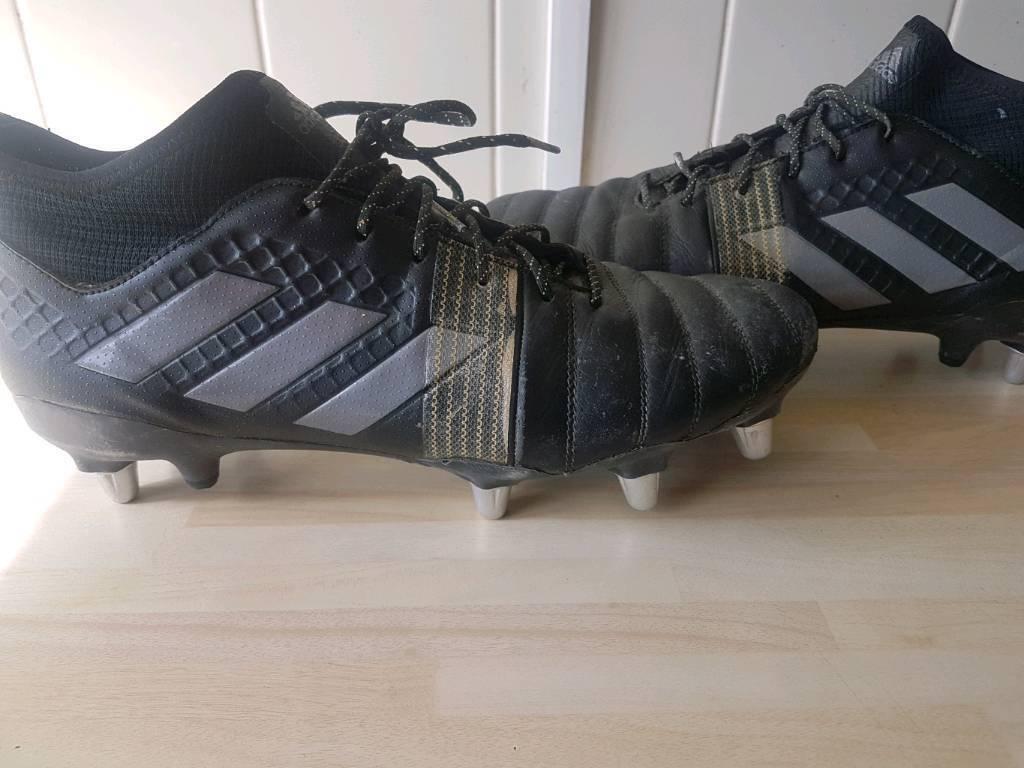 Adidas Mens Kakari X Kevlar Rugby Boots Bargain Size 11