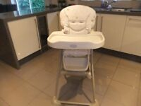 Mamas and Papas, Baby Bistro folding High Chair