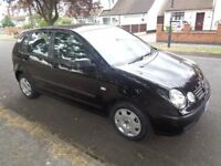 2005 55 VOLKSWAGEN POLO 1.2 E 5 DOOR_AIRBAGS_70000 LOW MILES_IDEAL FIRST CAR_11 MONTHS MOT