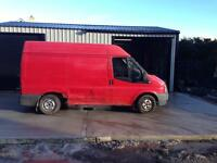 Ford Transit 2.2 TDCI parts
