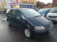 PCO Car VW Sharan, MPV Uber XL Ready, 7 Seater, Full Leather, Nice Condition, MiniCab Ready