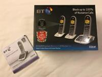 Cordless Phones x 3 - BRAND NEW