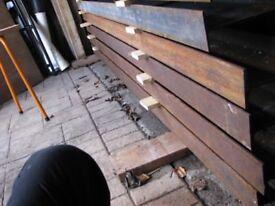 4 steel beams