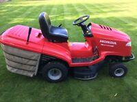 """Honda HF2315HME Garden Tractor 36"""" Cut"""