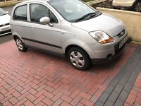 Chevrolet matiz 59 plate 1.0 v good condition