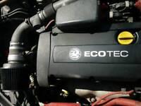 Vauxhall Astra 1.6 sxi engine 110k
