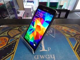 Samsung galaxy s5, unlocked to any network, Perfect condition