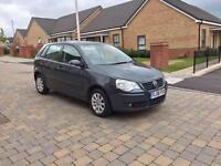 VW Polo 1.4L AUTOMATIC, 2008, 36000 Mileage , 12 months MOT, Full Service History
