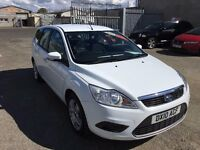 2010 Ford Focus 1.6 TDCi DPF Style 5dr Estate / 3 Month Warranty