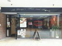 Hair and Beauty salon leasehold for sale