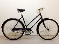 City bike in Excellent used conditon three speed hub gears