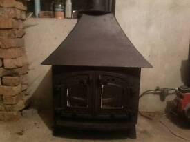 Multi-fuel Villager stove