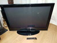 samsung 42 inch plasma tv - model ps-42q96hd - faulty/spares/repairs