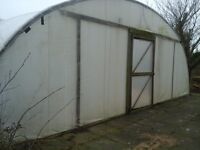 POLYTUNNEL / EXTRA LARGE / HEAVY DUTY