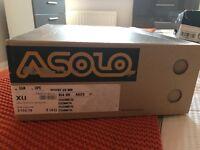 Men's Asolo Revert hiking boots brand new bargain