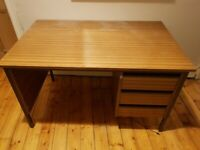Office desk with drawers