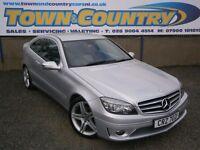 ***Sep 2008 Mercedes CLC-Class CDI SPORT **ONLY 76k!!!**FULL LEATHER**( coupe CLC c class golf mini