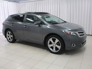 2014 Toyota Venza LIMITED AWD SUV