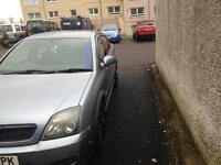 Vauxhall vectra. 54 plate