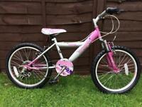Girls probike mountain bike
