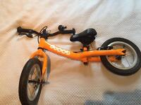 Scoot Balance Bike in orange
