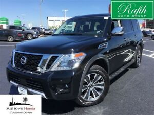 2018 Nissan Armada SL-like new-in and out