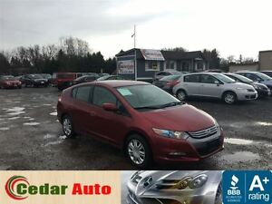 2010 Honda Insight LX Managers Special