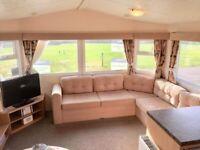 3 Bedroom Caravan for Holiday Rental