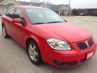 2009 Pontiac G5 | Nicely Equiped Vehicle with Sunroof