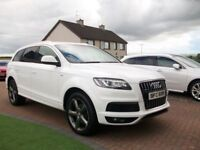 Jan 2010 Audi Q7 S LINE TDI QUATTRO A*LOVELY JEEP*