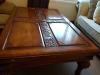 Large Coffee Table For Sale.