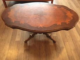 Mahogany Retro coffee tables(large)