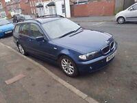 BMW SERIES 3 DIESEL 2004