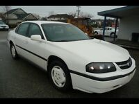 2004 Chevrolet Impala SUPER LOW KM