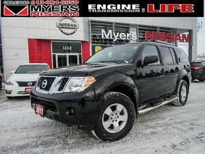 2011 Nissan Pathfinder S, AWD, 6000Lbs Towing