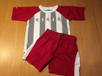 Little Kickers Football Kit