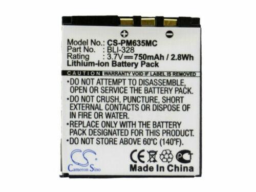 009322-328007 BLI-328 GB3396NA002 Battery for GE A830 Polaro