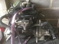 Mk2 Fiesta 1.1 Engine/Gearbox/Parts